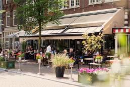 Cafe Luxembourg Amsterdam Spui Singel grachten